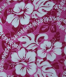 Hibiscus Tc Printed