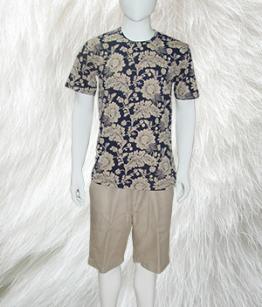 Linen Rayon Shorts
