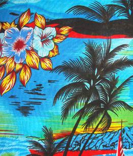 Sarong Spun Rayon Printed2b